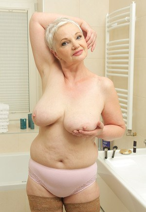 Commit Naked granny nude