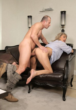 Milf fucked doggystyle by us marine 9