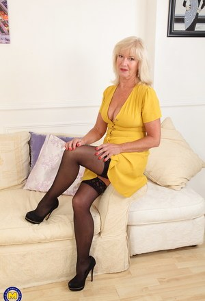 Granny Stockings Pics